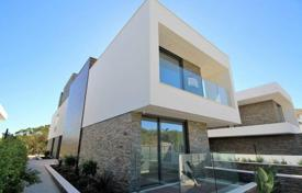 Houses with pools for sale in Faro. New spacious villa in a hi-tech style, Albufeira, Portugal