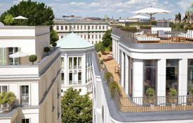 New homes for sale in Berlin. Elite three-level penthouse with a rooftop terrace 50 meters from the promenade of Spree, the center of Berlin, Germany