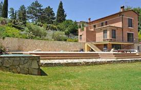 3 bedroom houses for sale in Siena. New three-storey villa with a pool in Siena, Tuscany, Italy