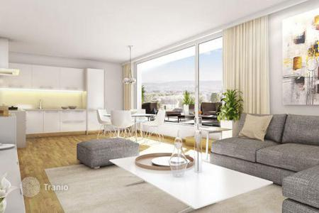 New homes for sale in Vienna. Duplex apartment with a terrace and a private garden in the 12 district of Vienna