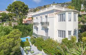 5 bedroom houses for sale in Côte d'Azur (French Riviera). Cap-D'ail — Panoramic sea view villa