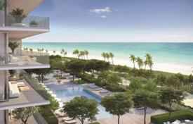 Elite penthouse with a pool and panoramic views in a new residence with a beach, a spa, a fitness center and jacuzzis, Bal Harbour, USA for 18,175,000 $