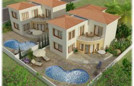 Luxury 4 bedroom houses for sale in Paphos. Luxury 4 Bedroom Villas, Sea Front Location — Pomos