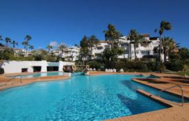 5 bedroom apartments for sale in Marbella. Unique double penthouse in 5-star complex