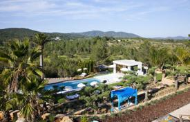 Luxury houses for sale in Balearic Islands. Villa – Santa Gertrudis de Fruitera, Balearic Islands, Spain