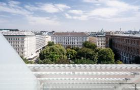 Luxury apartments for sale in Vienna. Penthouse LUX class in the prestigious Vienna