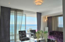 Penthouses for sale in Limassol (city). Exclusive penthouse with sea views in Limassol