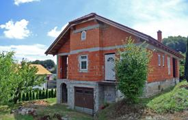 Cheap property for sale in Slovenia. The House is built to 3rd construction phase with a 658 m² plot in the village not far from the center of Rogaška Slatina