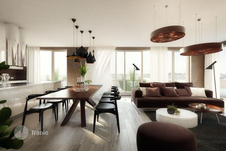 New homes for sale in Praha 4. 3-bedroom apartment in a unique residence in Prague 4. Favourable mortgages for foreigners