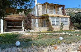 Two-storey stone house with sea views in Ermioni, Peloponnese, Greece for 210,000 €