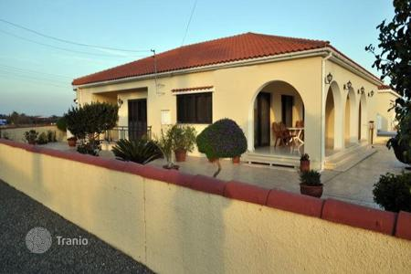 Residential for sale in Xylofagou. Three Bedroom Detached Bungalow