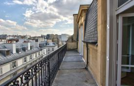 Residential to rent in 8th arrondissement of Paris. PARIS 8/ ST AUGUSTIN — RECEPTION APARTMENT WITH BALCONIES