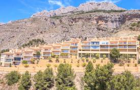 4 bedroom apartments for sale in Altea. Townhouse of 4 bedrooms in Altea