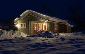 Houses for sale in Finland. Excellent for an investment! Mökki is situated 10 meters from Kilpisjärvi river