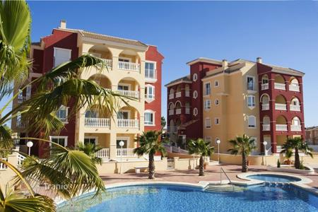 Cheap residential for sale in Costa Calida. Apartment of 2 bedrooms in Los Alcázares