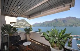 Luxury 3 bedroom apartments for sale in Central Europe. Apartment – Lugano, Ticino, Switzerland