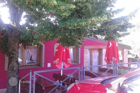 Commercial property for sale in Istria County. Restaurant Umag. Savudrija. Tavern — pizzeria,