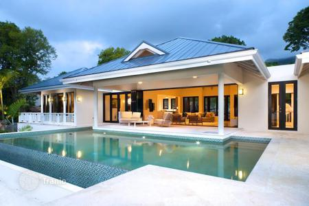 Luxury property for sale in Caribbean islands. Villa – Charlestown, Saint Kitts and Nevis