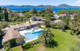 Villas and houses to rent in Gassin. Charming property less than 5 minutes from the beach and the village of Saint-Tropez