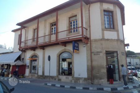 Supermarkets for sale in Cyprus. Semi detached building in Polis Chrysochous