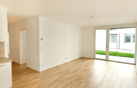 Apartments for sale in Liesing. Two-bedroom penthouse with a terrace in a new building, in the Liesing area, Vienna