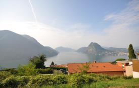 Development land for sale in Central Europe. Development land – Lugano city, Lugano, Ticino, Switzerland