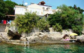 Property for sale in Dubrovnik Neretva County. Stone villa with a plot, a boat, a terrace and a sea view, Dubrovnik, Croatia