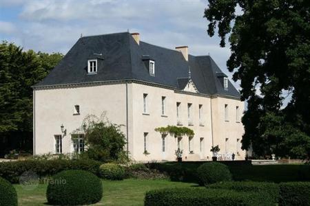 Chateaux for sale in France. Castle – Nantes, Pays de la Loire, France