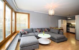 2 bedroom apartments for sale in Prague. Comfortable apartment with French windows, in a new brick building, next to the metro station, Prague 9, Czech Republic