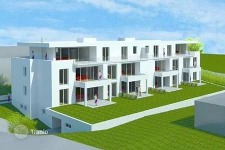 New homes for sale in Baden-Wurttemberg. Spacious penthouse in a new building in Grenzach-Wyhlen, Baden-Wurttemberg
