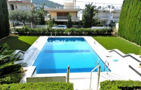 Coastal townhouses for sale in Saronida. Terraced house – Saronida, Attica, Greece
