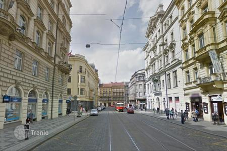 Commercial property for sale in Praha 1. A building for a sale in downtown of Prague