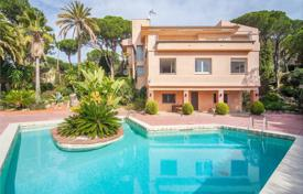 Houses for sale in Costa del Maresme. Villa – Cabrils, Catalonia, Spain