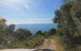 Coastal development land for sale in Administration of the Peloponnese, Western Greece and the Ionian Islands. Development land – Corfu, Administration of the Peloponnese, Western Greece and the Ionian Islands, Greece