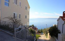 Apartments for sale in Okrug Gornji. Furnished apartment with a terrace, 80 meters from the sea, in the village of Okrug Gornji on the island Ciovo