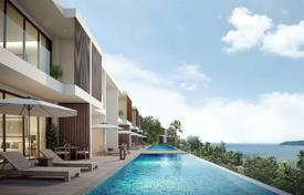 Apartments from developers for sale overseas. One-bedroom condo with ocean view in Patong Beach