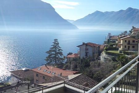 Cheap residential for sale in Lombardy. Lake Como, Sala Comacina apartment N. 7 with pool