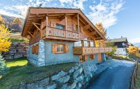 Luxury 4 bedroom houses for sale in Alps. Villa – Nendaz, Valais, Switzerland