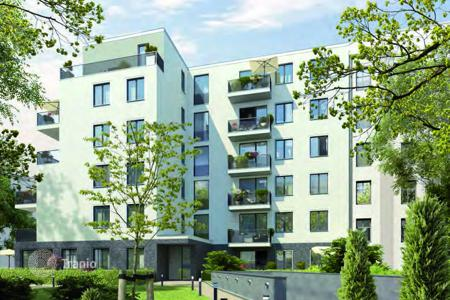 Luxury 2 bedroom apartments for sale in Berlin. Amazing penthouse with panoramic terraces in a new building in Schöneberg