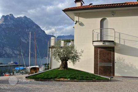 Luxury residential for sale in Italian Alps. Villa – Torbole, Trentino — Alto Adige, Italy