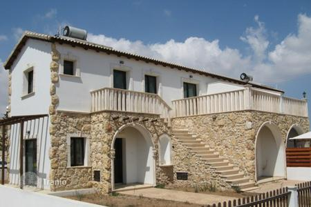 Townhouses for sale in Famagusta. Three Bedroom Semi-Detached Houses in Vryssoules