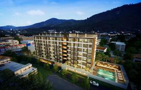 1 bedroom apartments from developers for sale overseas. Condo near Patong beach, Phuket