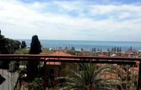 Bordighera apartment for sale sea view for 550,000 €