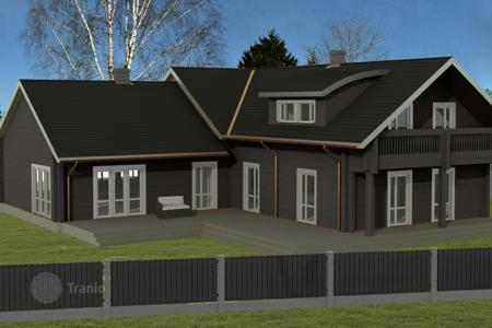 Off-plan residential for sale in Latvia. Townhome – Mersraga pagasts, Latvia