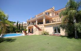 Luxury houses for sale in Malaga. Villa – Malaga, Andalusia, Spain