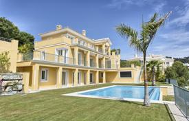 6 bedroom houses for sale in Spain. Impressive Modern Mediterranean New Luxury Villa, Los Arqueros Golf Resort, Benahavis