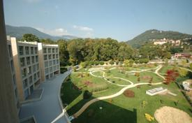 2 bedroom apartments from developers for sale overseas. New residence located on the shores of lake Lugano