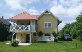 House with a terrace, in an excellent condition, Cserszegtomaj, Hungary for 132,000 $