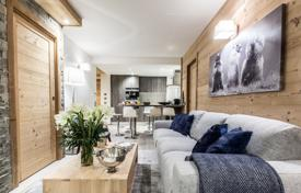 5 bedroom apartments for sale in Auvergne-Rhône-Alpes. Modern duplex in a new residence, in the center of a ski resort, next to the slopes, Tignes, France