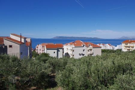 Coastal land for sale in Croatia. Land on Makarska riviera